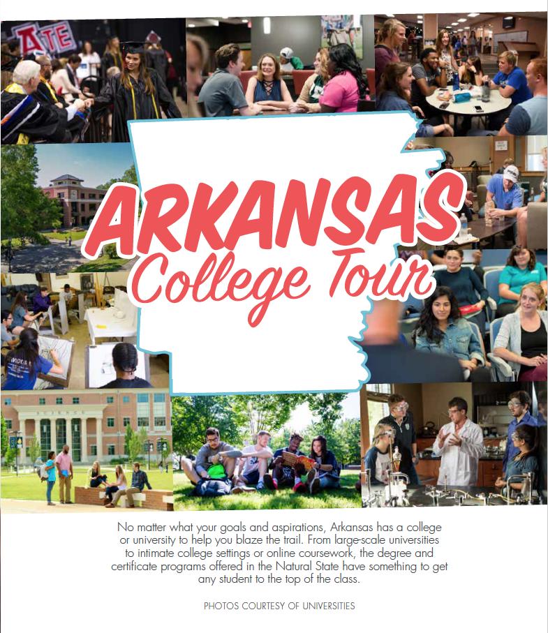 Arkansas College Tour