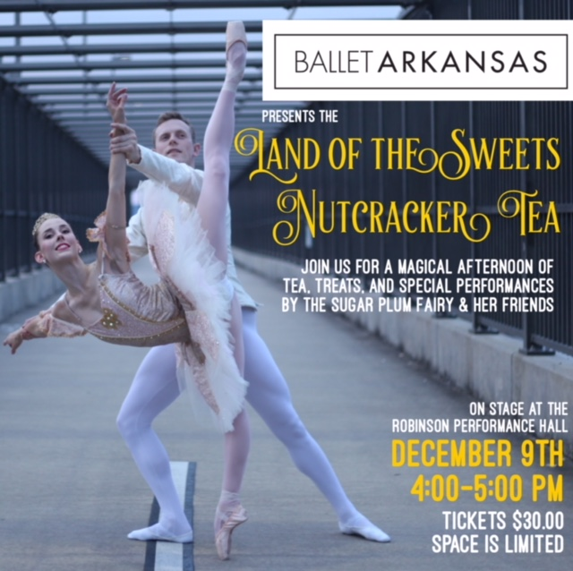 Ballet Arkansas Nutcracker Tea