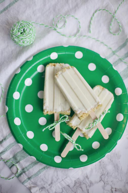 Key Lime Piesicles recipe