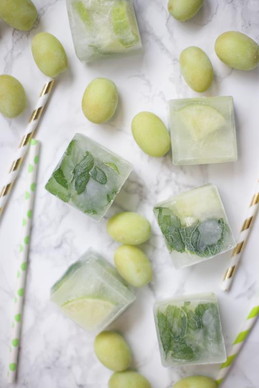 Green Ice St. Patrick's Day recipe