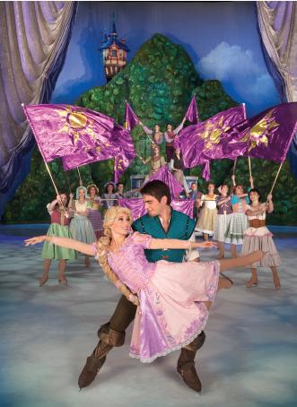 Disney on Ice Reach for the Stars