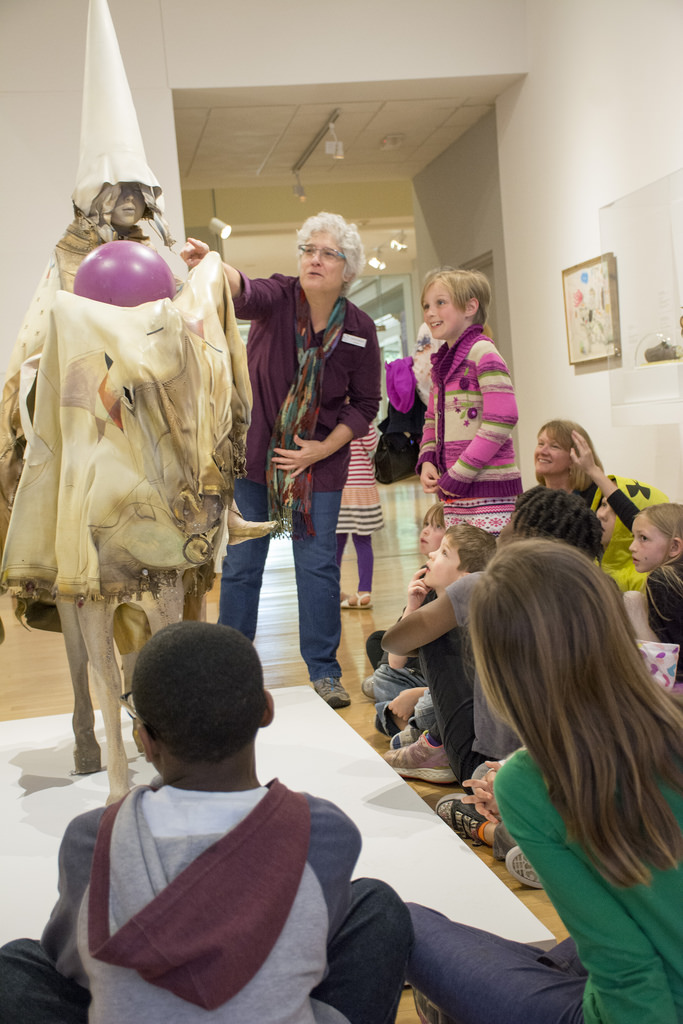 Kids don't have to choose between art and theater at the Arkansas Arts Center's summer programming. Find just they class they are looking for at the Museum School.
