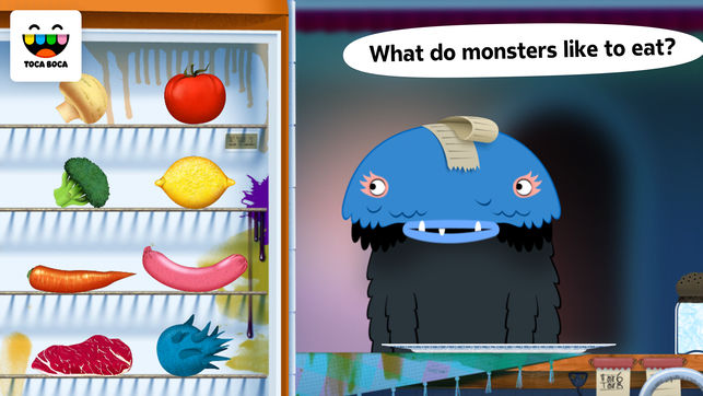 We love the variety of Toca Boca apps!  Download engaging games designed from the child's perspective. Our favorites include Toca Doctor, Toca Kitchen Monsters and Toca Hair Salon.