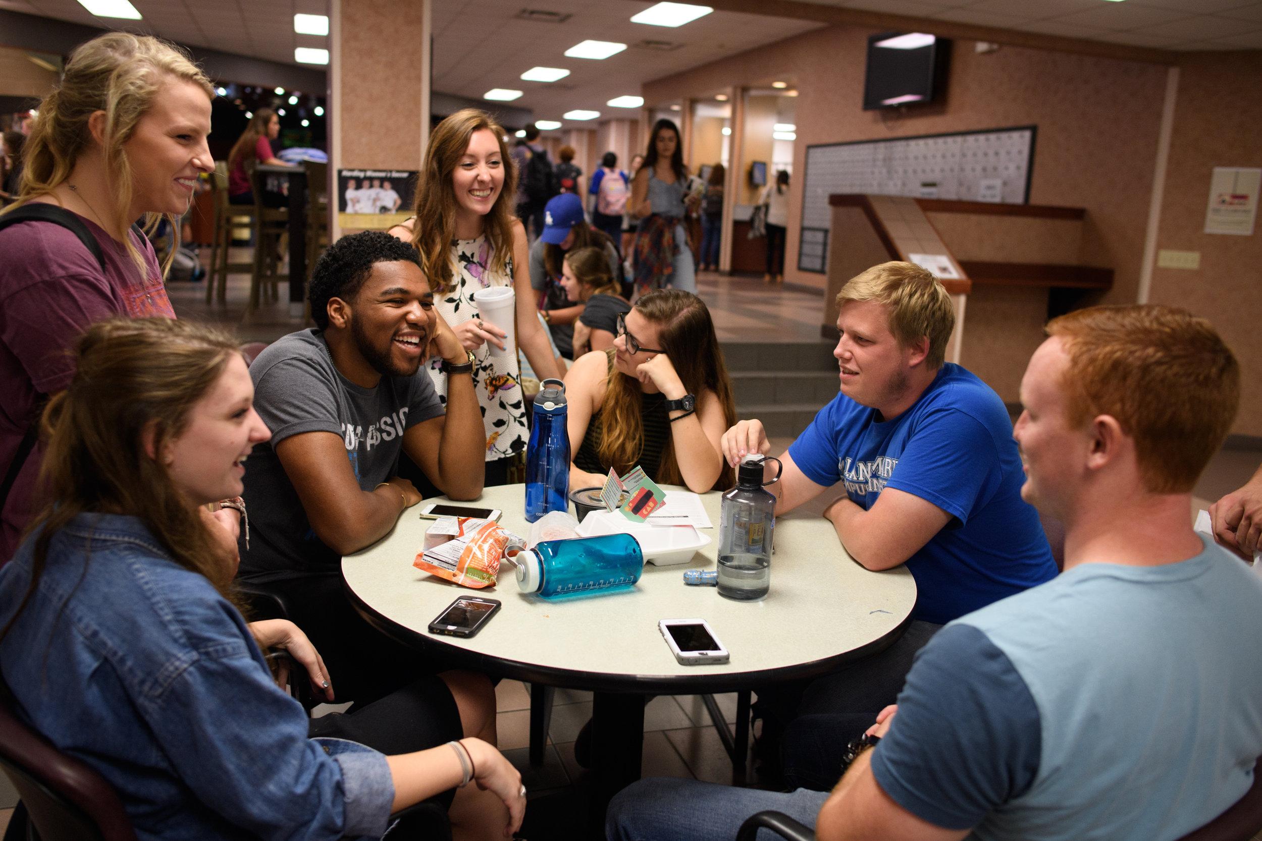 Photo courtesy Harding University