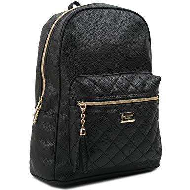 Instead of a purse to lug around, bring a smaller backpack. you can bring a water bottle or two instead of drinking the sugary drinks that are so very tempting, and you can also save some money.
