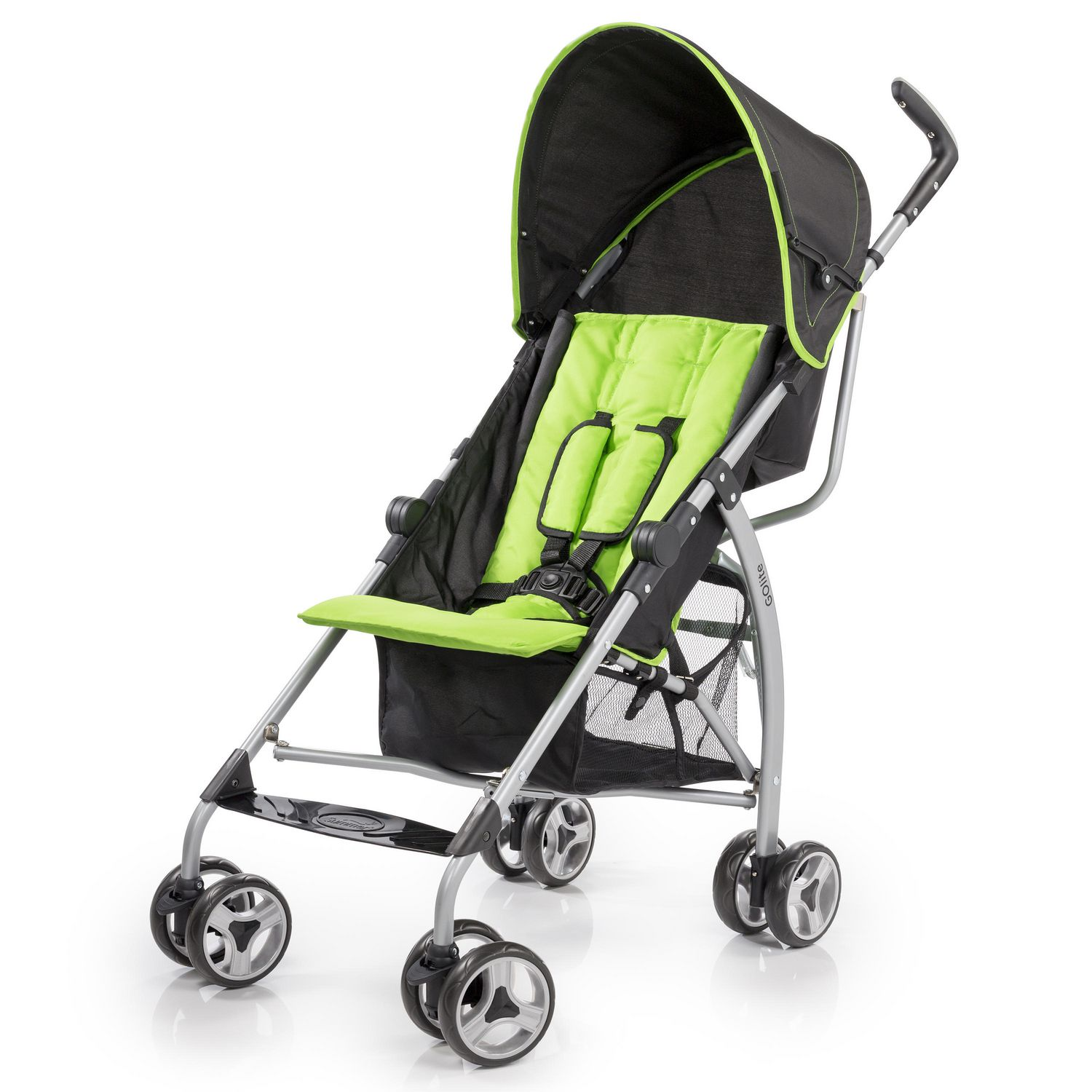 For younger kids, bring a stroller. The stroller can hold your backpack, plus it gives them a place to sit instead of you having to hold them when they get tired.