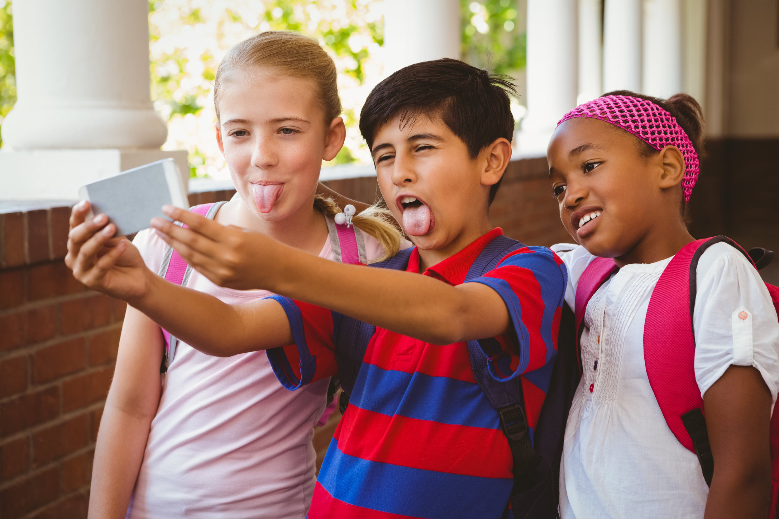 Social Distortion -  How to keep your kids grounded in the digital age