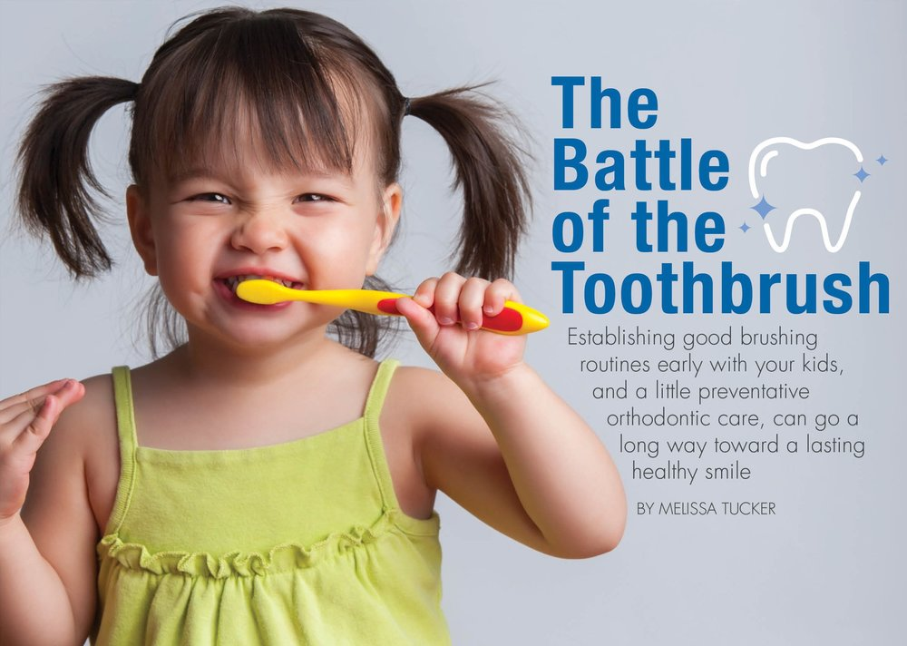 Battle of the Toothbrush