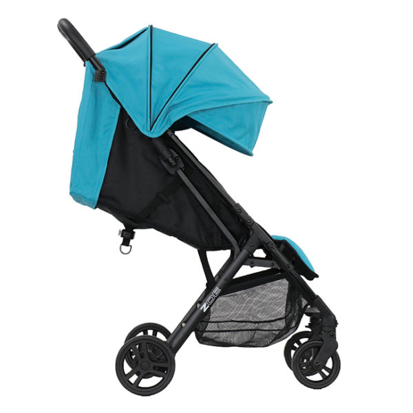 Don't forget a lightweight, foldable travel stroller to add a few extra hours to a day of sightseeing.
