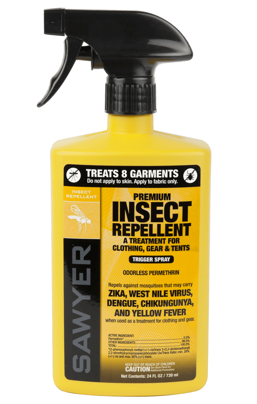 Bug repellent is a must outside. Ticks can come out on a warm day even in the winter. I am a big fan of Permethrin. spray down your clothes or gear with it and Wait for it to dry overnight. it's better than DEET, I think, and lasts for six washes or six weeks.