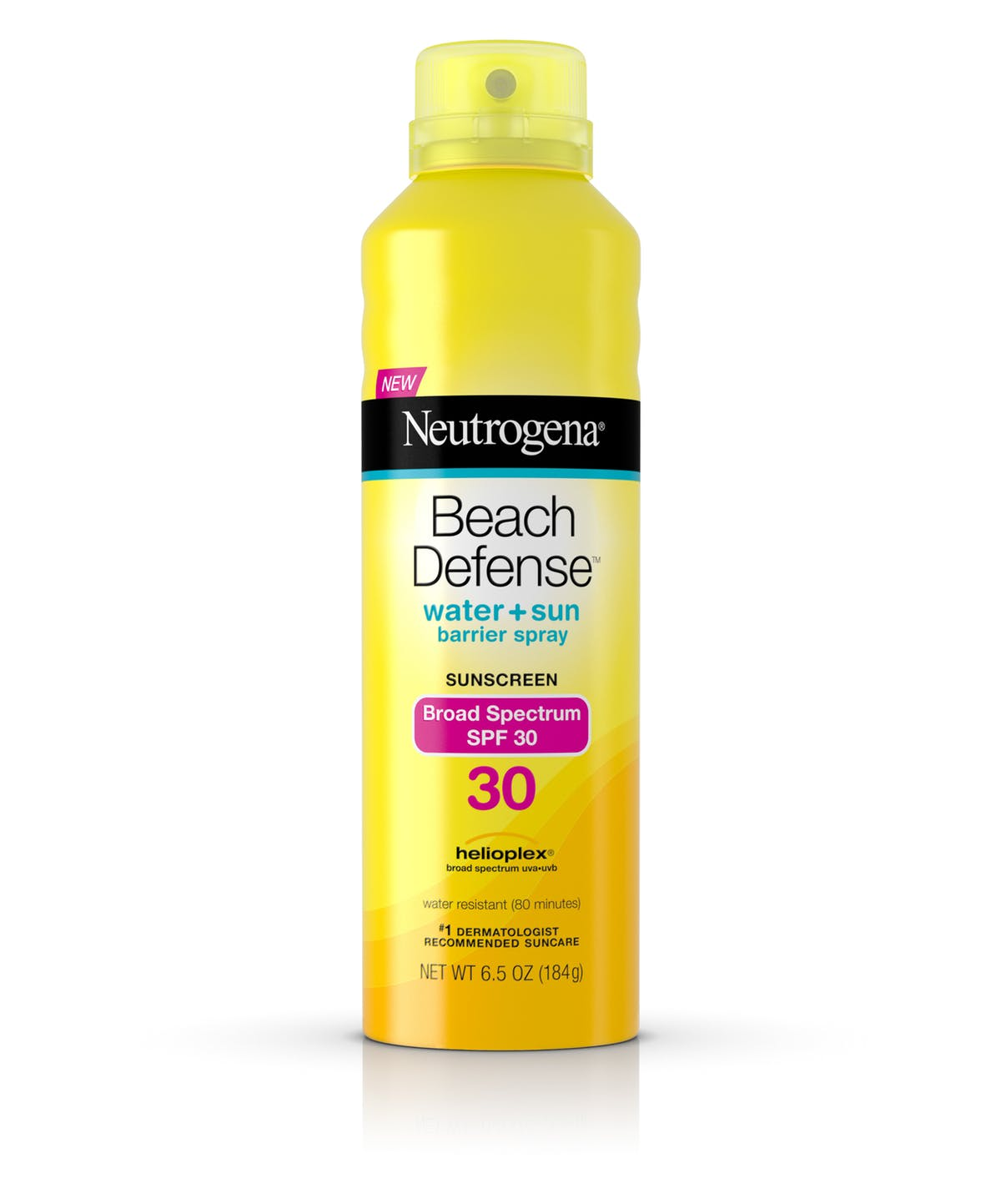 Neutrogena Beach Defense is my go-to sunscreen for myself. I also really like Sun Bum products for my face and for my kids. Sun Bum is labeled for sensitive skin and I find that my kids' sensitive skin and eyes are tolerant of it.