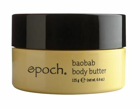 Sometimes water fun means playing in the sprinkler in the yard, or time at the lake. Epoch Baobab Body Butter smells like cupcakes, feels wonderful on your skin and keeps away the mosquitos. It's not marketed as a mosquito repellent, but this lotion works better for my family than any commercially available bug spray.
