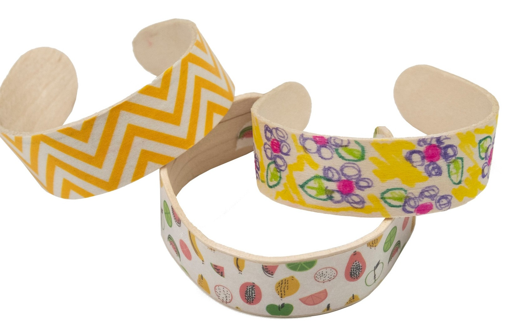 Tip  Make a few extra bracelets in case any break.
