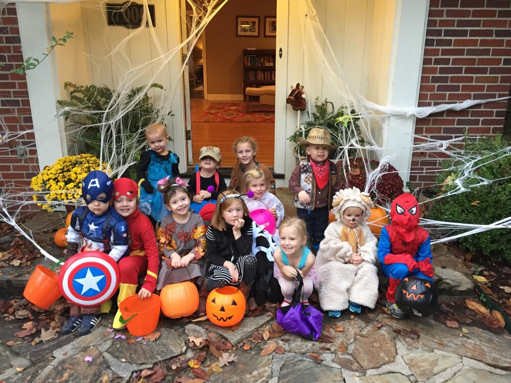 Halloween Fun & Safety