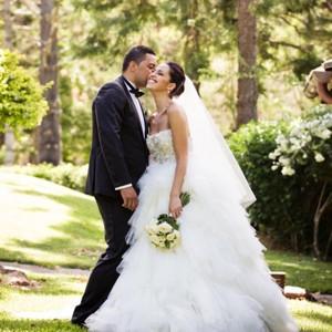 Zoe and Benji wedding