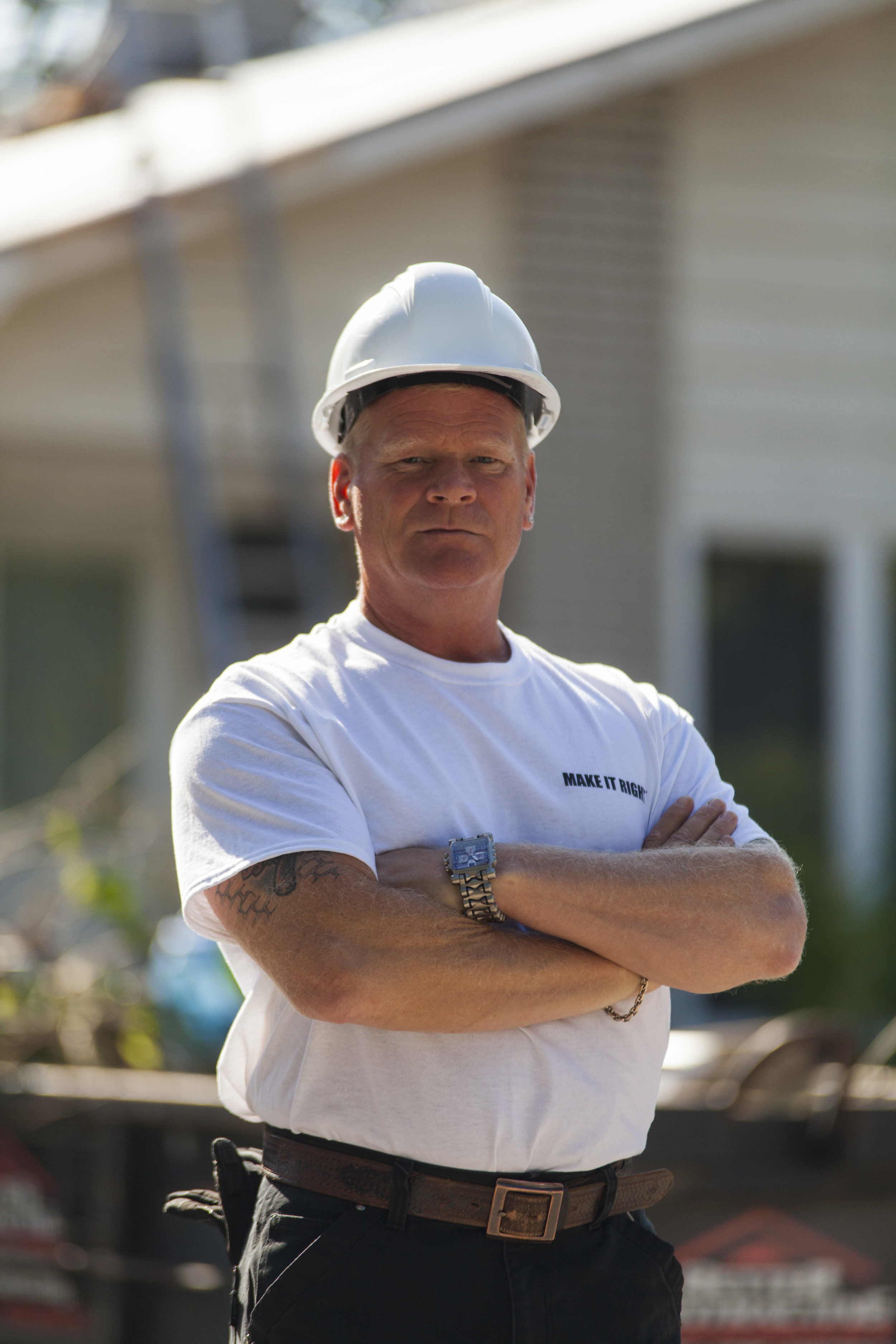 Celebrity Contractor Mike Holmes