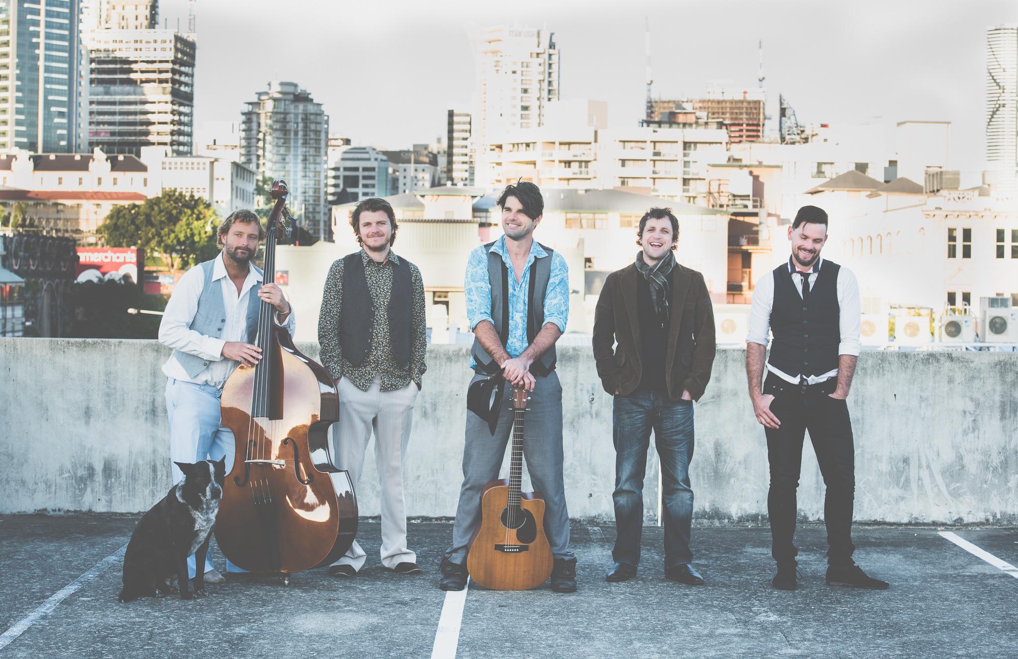 Brisbane Wedding Band