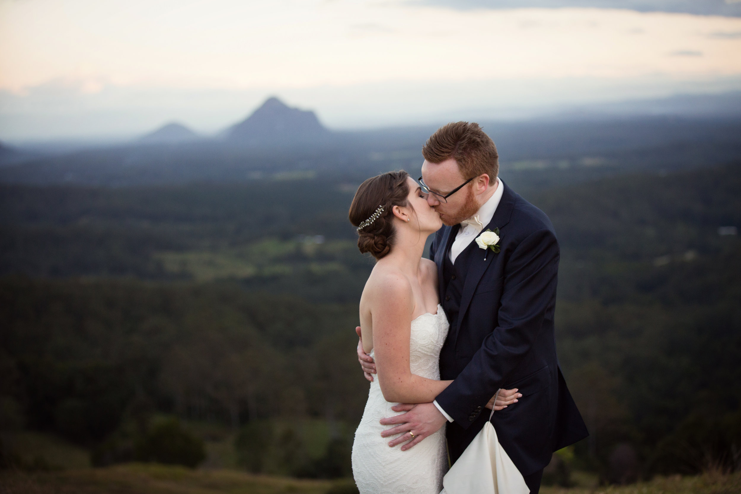 Christina & Nathan by Hannah Photography