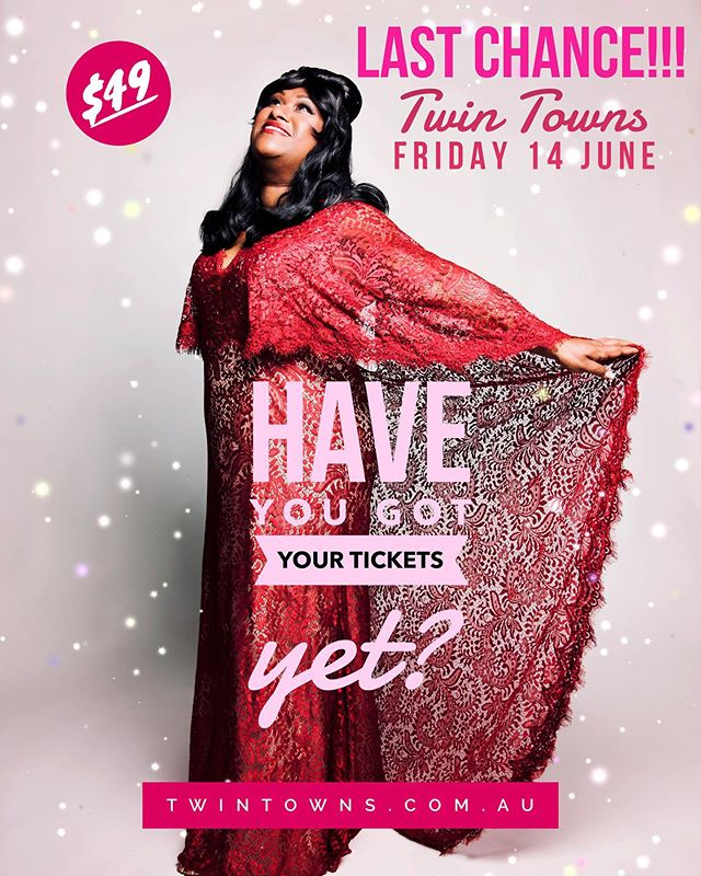🚨LAST CHANCE‼️Our Twin Towns Show is tomorrow night!! Last chance to grab your tickets!!! Y'all don't want to miss this!😉😉 #respect #respectshow #arethafranklin #aretha #angie #angienarayan #lastchance #finaltickets #queenofsoul #queen #storytelling #song #soul #twintowns #dontmissthis