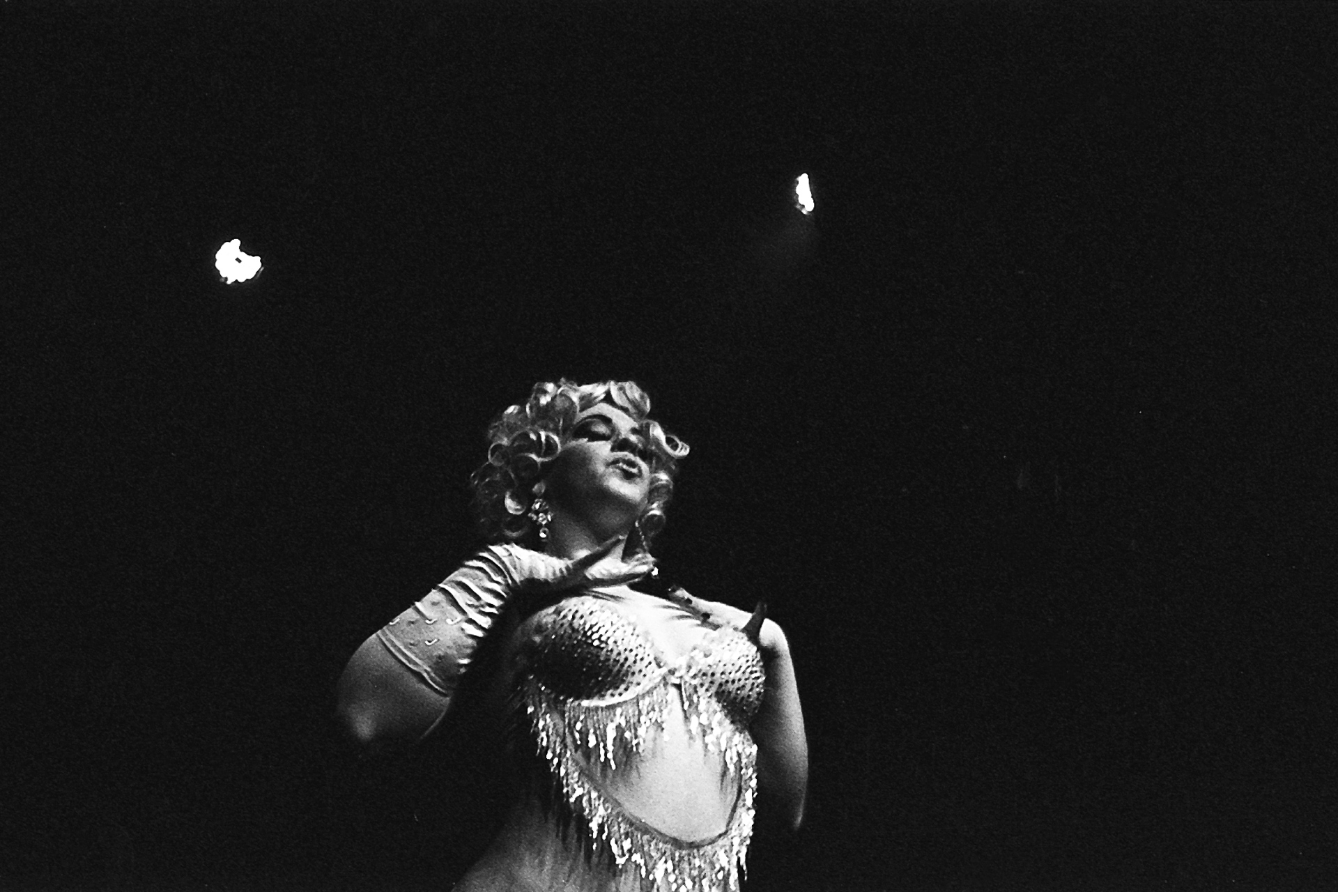 Burlesque performer | Manhattan, 2015