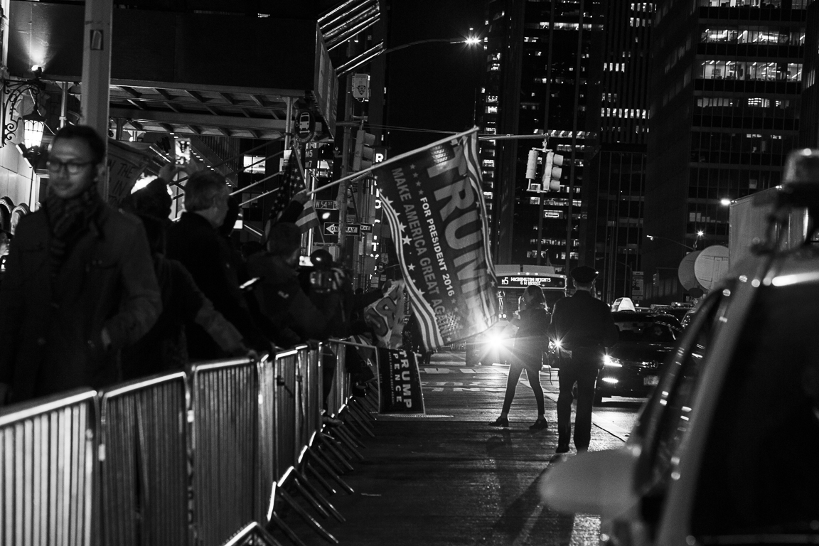 Election night | NYC