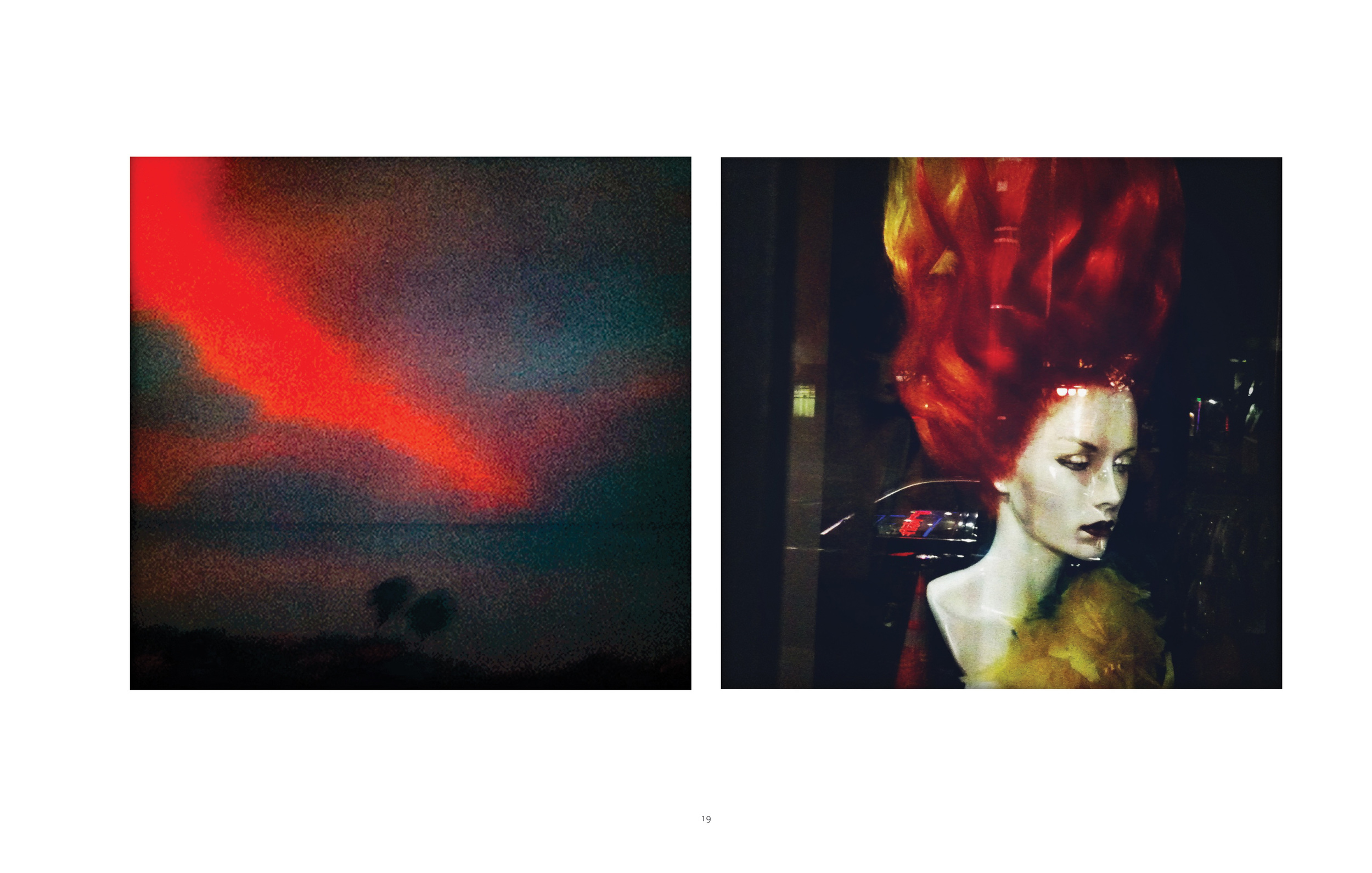 "Selected Images from ""Postcards Home"" - Published by Daylight Books 2013"