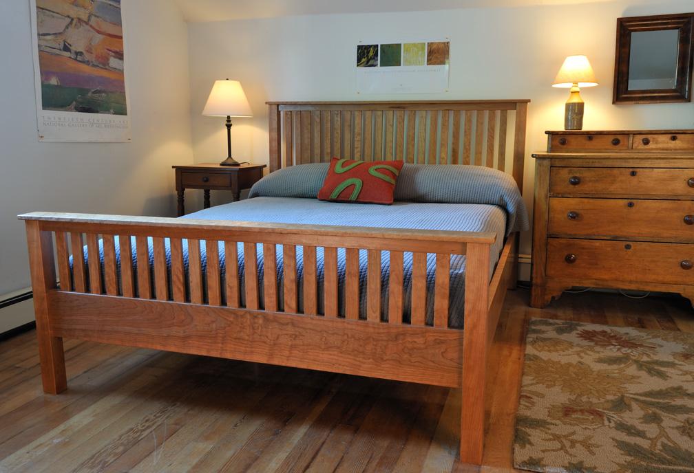 Mission Craftsman Bed