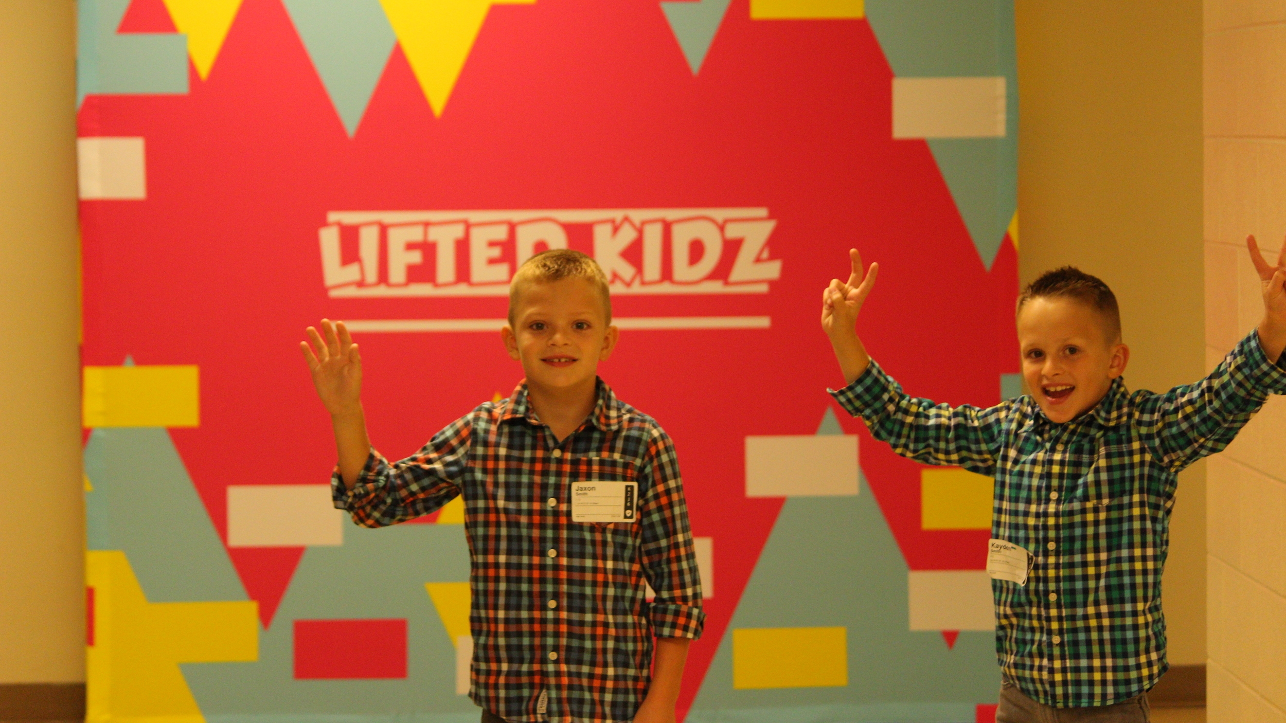 WE INVEST IN THE NEXT GENERATION    LIFTED KIDZ IS FUN, SAFE, AND LIFE CHANGING