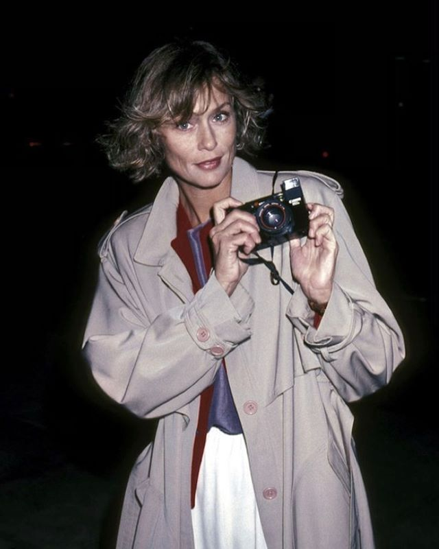 """I had always broken the rules."" - Lauren Hutton  Thank you for being my style icon, for helping me to come to love my gap-toothed smile, for embracing androgyny, for aging naturally and gracefully.  Thank you for breaking the rules."