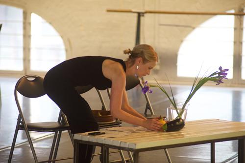 Anna Cheney in Preserving Jars (showing)  Photo: Alexander Waite Mitchell