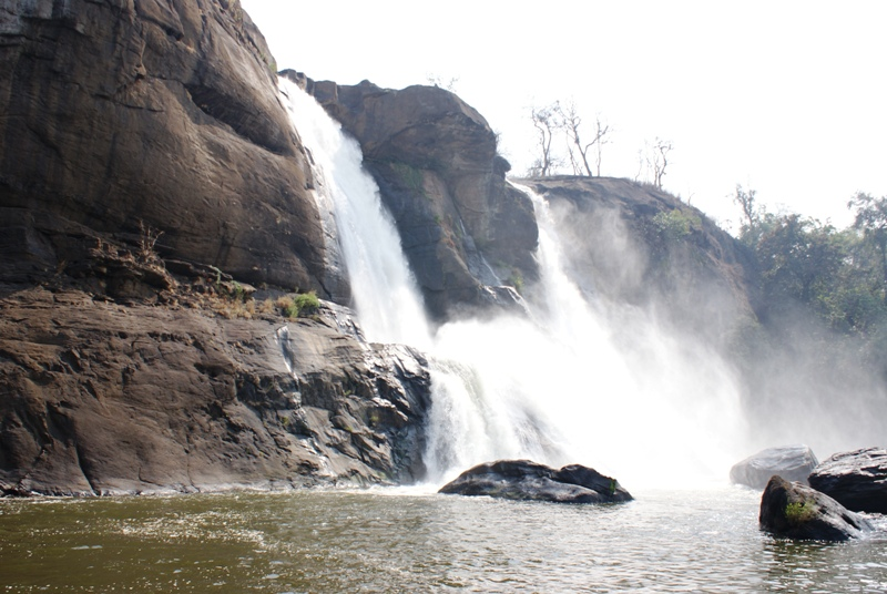 Athirampally Water Falls=Cochin To Athirampally 45 Kms (5).JPG
