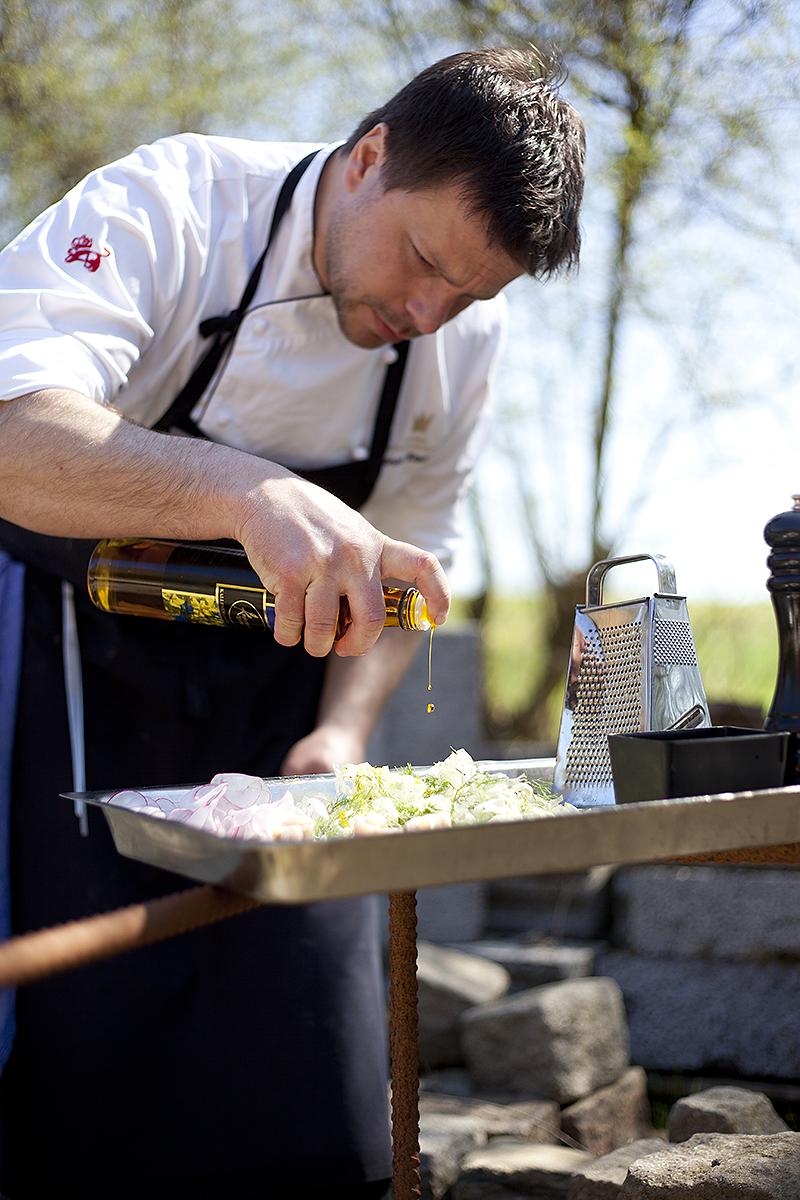 Matlagning utomhus