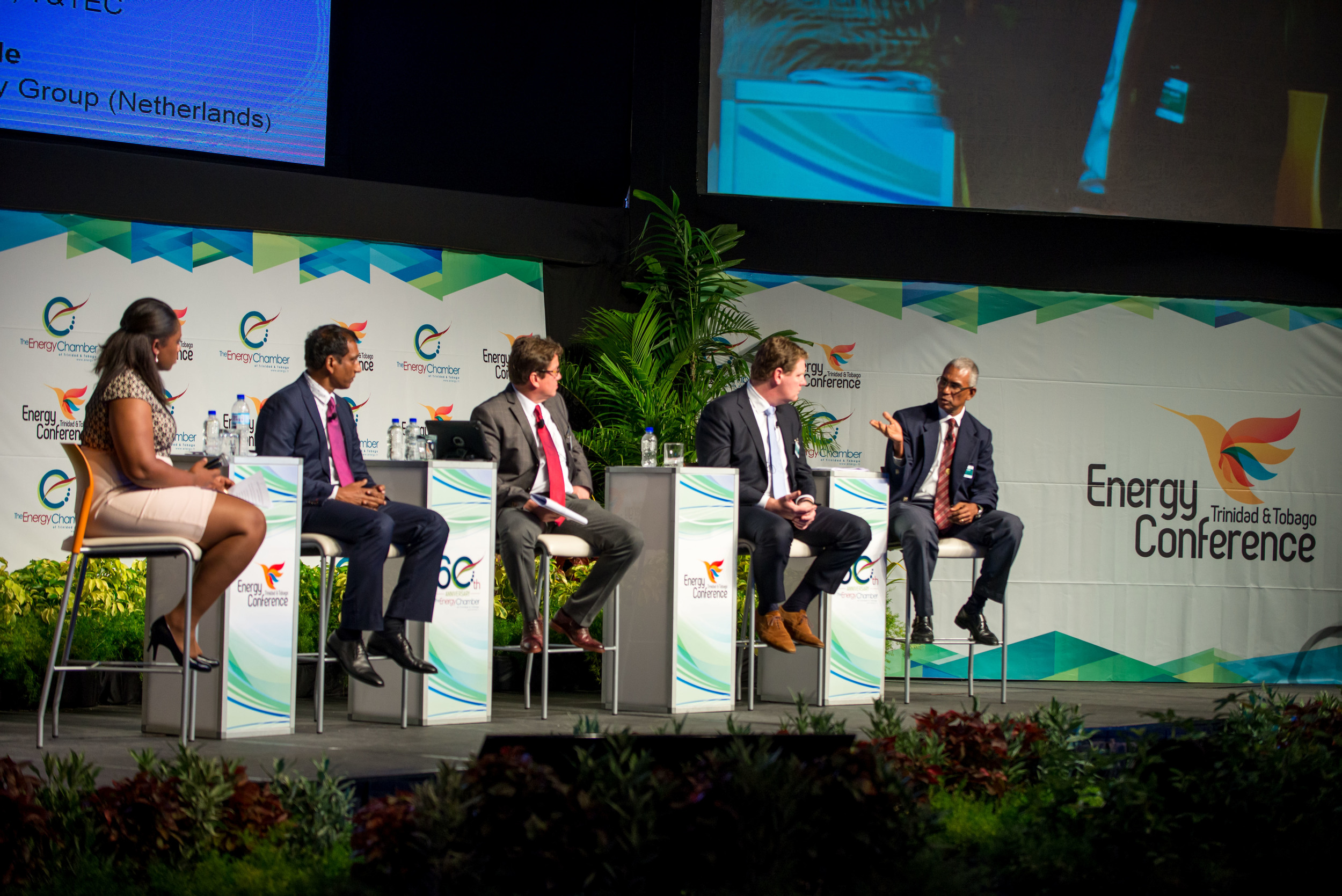 No Technical Barriers For Injecting Renewables Into Grid In Trinidad And Tobago Energy Chamber Of Trinidad And Tobago