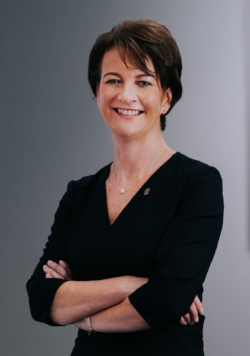 Claire Fitzpatrick - Regional PresidentbpTT
