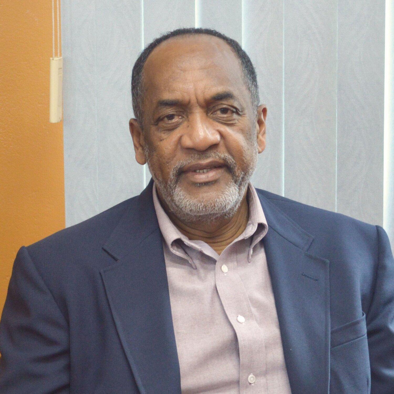 Dr. Vincent Adams - Executive Director, Environmental Protection Agency, Guyana