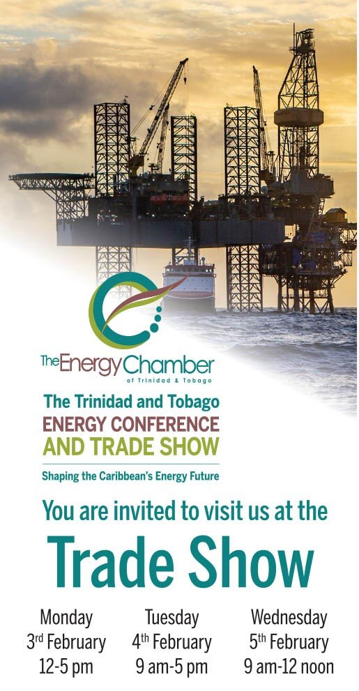 Trade Show Energy Chamber Of Trinidad And Tobago