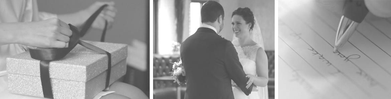 Details wedding cinematographer nyc