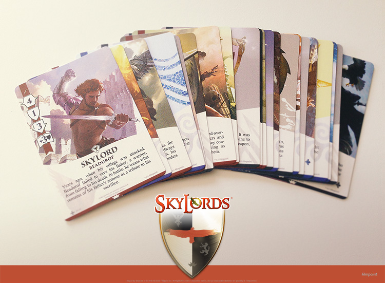 02 Skylords Warriors of the Wind Trading Card Game from Filmpaint Inc - 750px.jpg