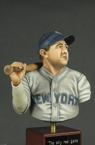 Babe Ruth -Scott Primeau