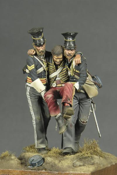 Casualty of War, Balaclava, 1854 -Bill Horan