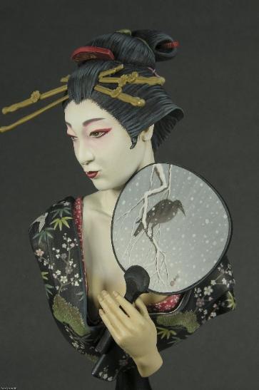 Geisha -Jennifer Hailey