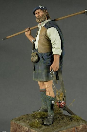 Highlander Veteran -Joe Hudson