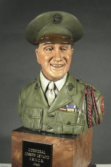 Corporal Joe Levato USMC -Robin Howard