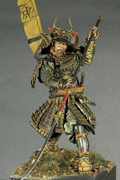 Samurai -Jason Green