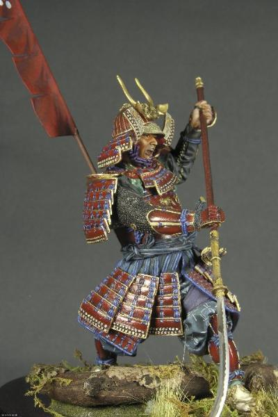 Samurai -Glen Hamilton