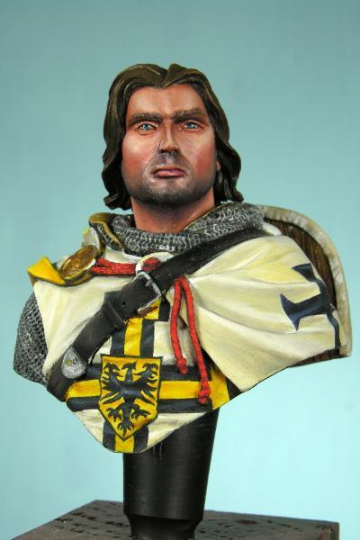 Teutonic Knight -Dave Peschke