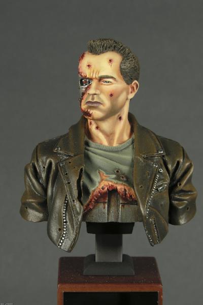 The Terminator -Scott Primeau