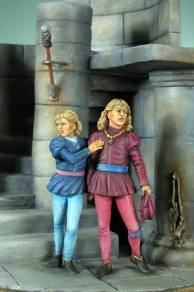 The Two Princes -Richard Thorne & Alan Ball