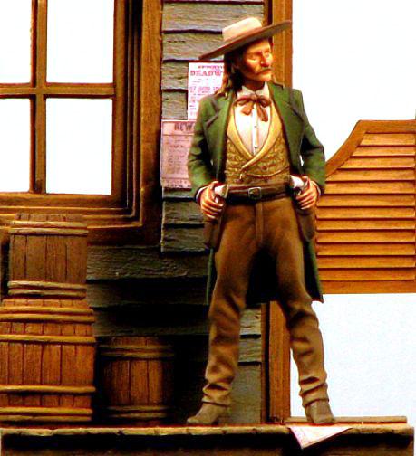 Joe Hudson Wild Bill Hickock