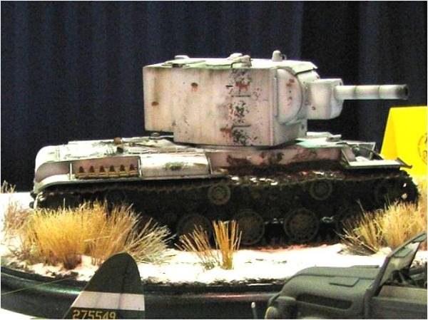 Matt Deck KV-2